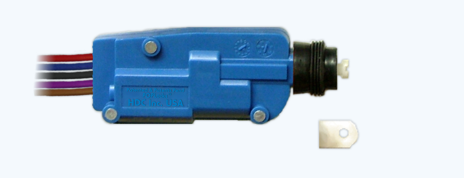 B5 - Blue 5-Wire Actuator Image