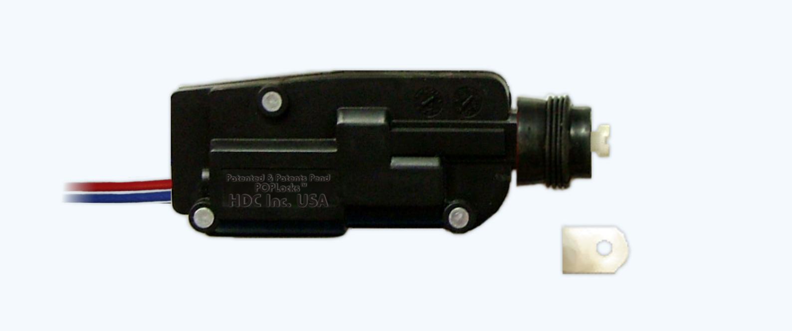 BA - Black Actuator Image