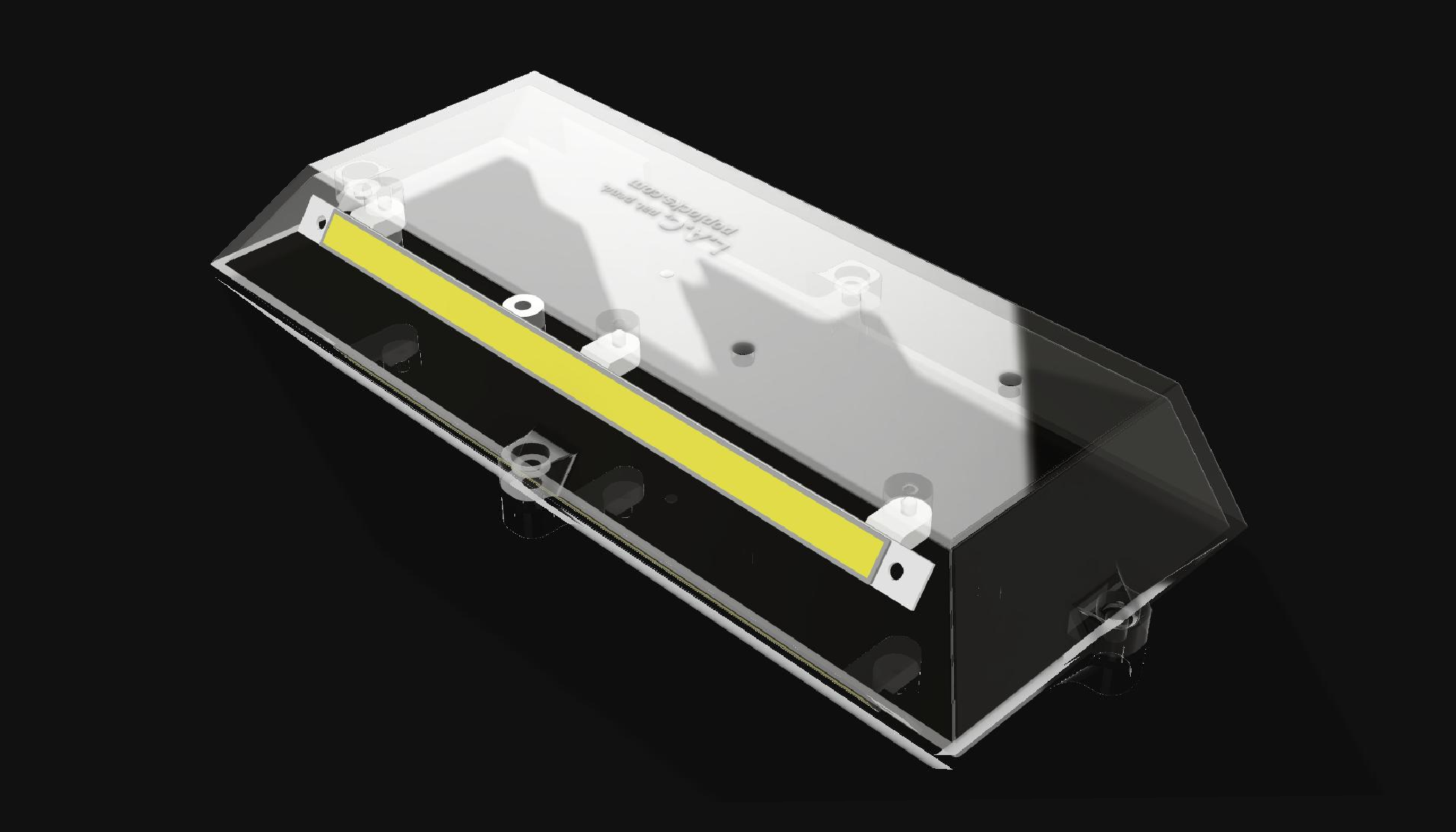 LAC1 - LAC™ Lighted Actuator Cover Image